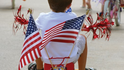 Our Red, White and Blue Community