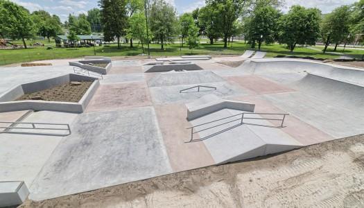 Owensboro's New Skatepark
