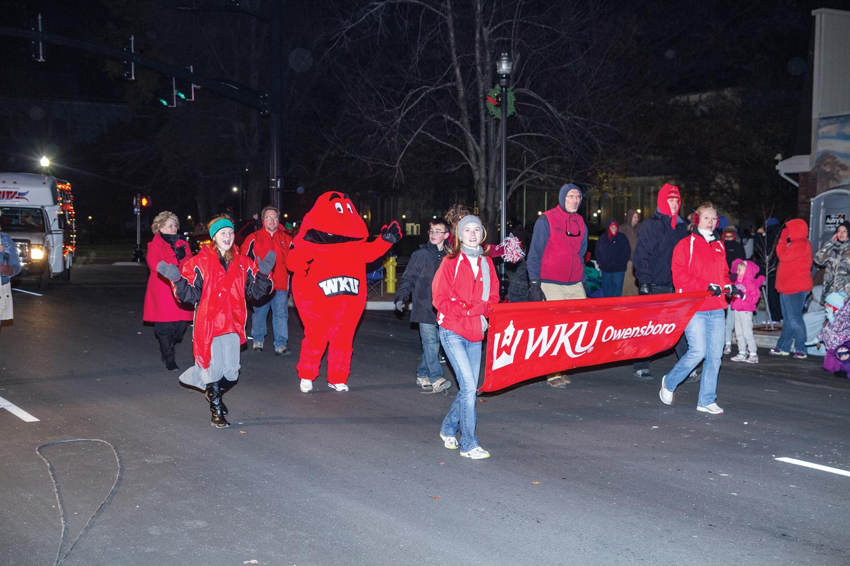 77th Annual Christmas Parade - Owensboro Living