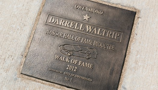 Walk of Fame Plaques Unveiled