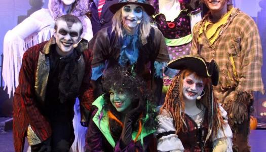 Happy Halloween Weekends start Saturday at Holiday World