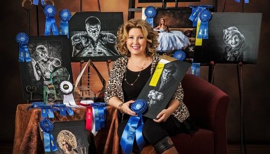 Local Photographer Named Diamond Medalist at International Competition