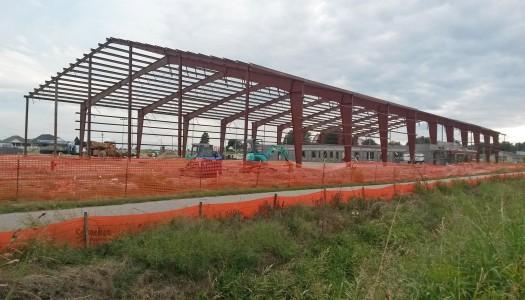 New Indoor Tennis Facility Update