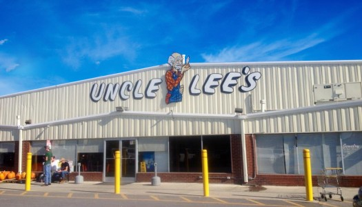 Uncle Lee's in Greenville to Close