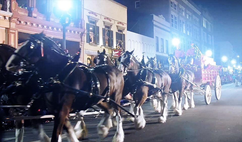 2015 Christmas Parade Grand Marshal Named - Owensboro Living