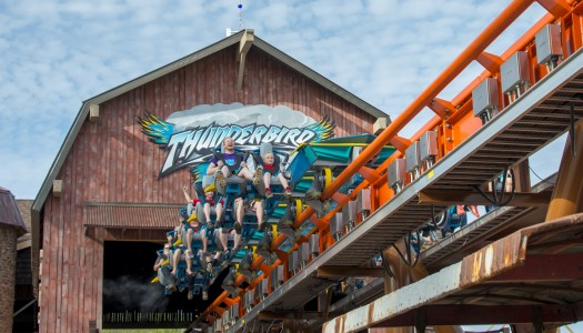 Holiday World Opens 2017 Season with New Firecracker Ride