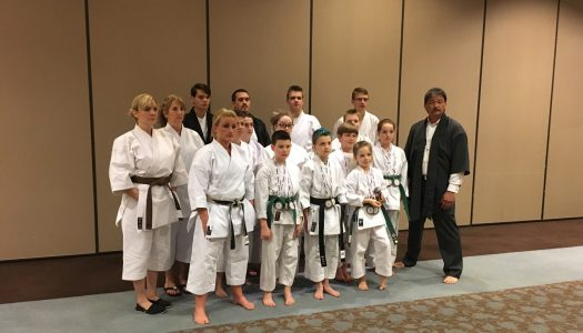 Owensboro Karate Students Shine in Chicago Tournament