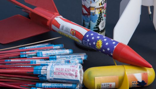 Rules and Ordinances for Fireworks