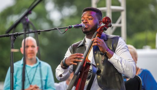 Q&A with Kevin Olusola