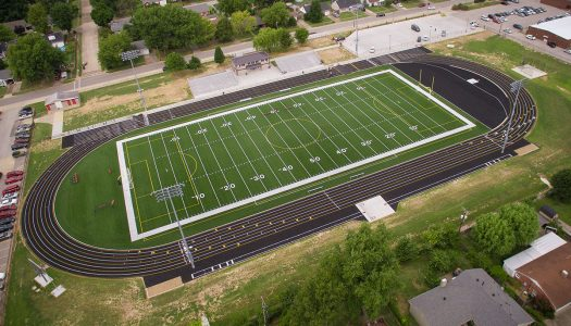 Owensboro Track and Field Ribbon Cutting