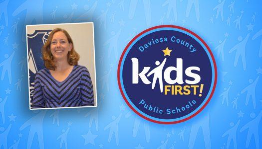 Lisa Gardner Awarded Kentucky Spanish Teacher of the Year