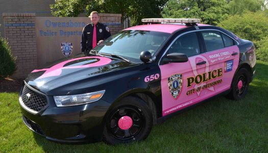OPD Going Pink for American Cancer Society