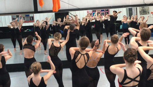 ODT Offering Dance Master Class with Jon Lehrer