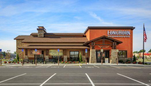 LongHorn Steakhouse Now Open
