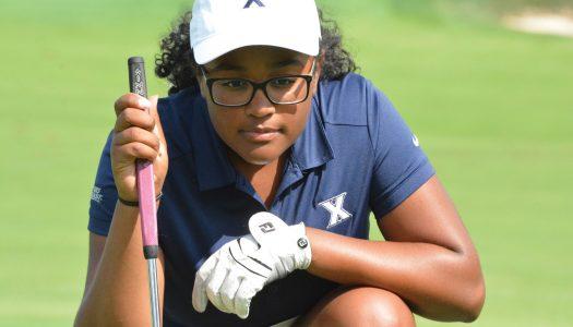 On Par – Phillips Makes Collegiate Debut at Xavier